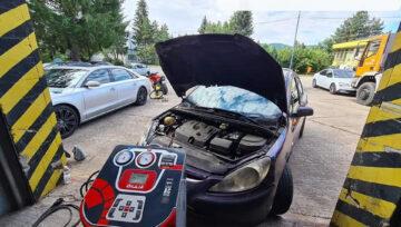 Autoservis AKCIA! - Doplnenie klimatizácie ZDARMA!!!